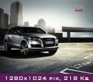 Обои Audi Q7