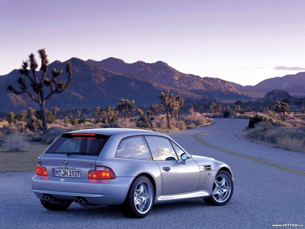 Модель авто BMW M-Coupe была вып…
