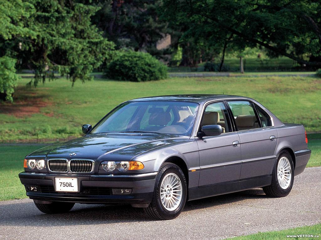 BMW 7-series L Фото BMW.