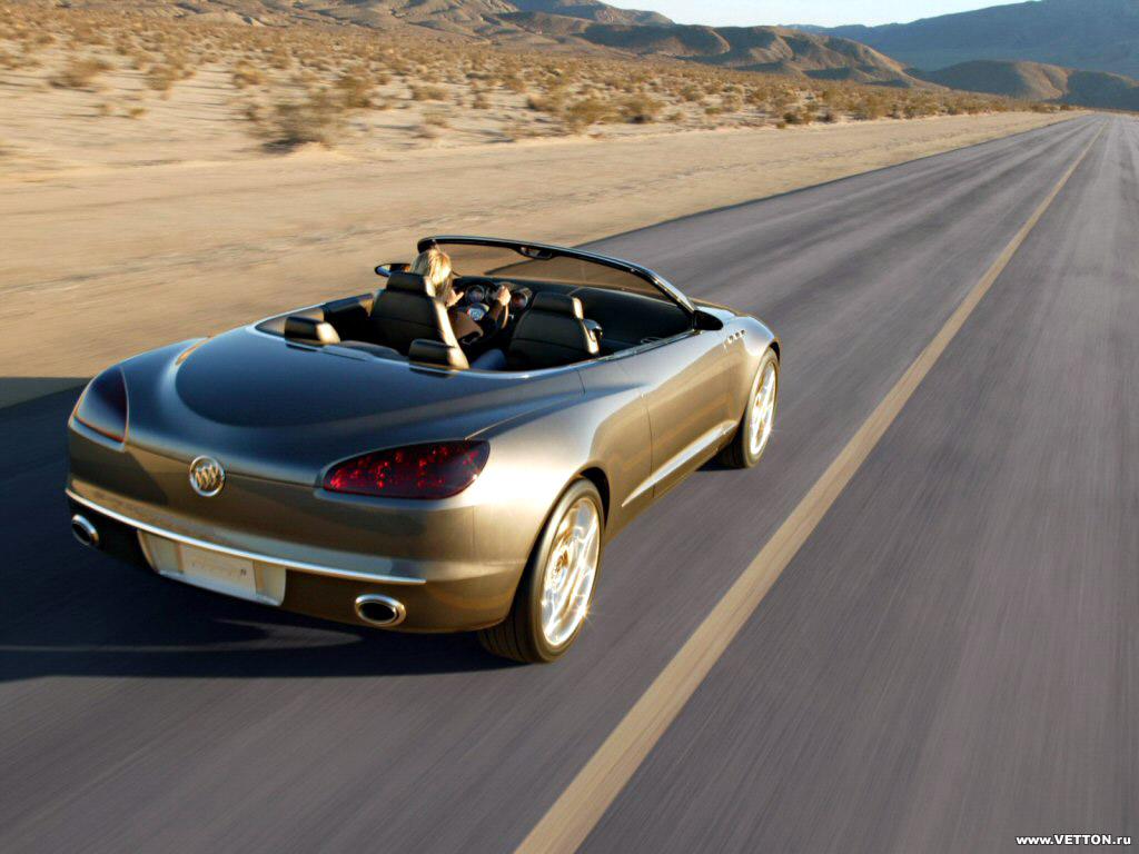 Модель авто Buick Velite концепт был…
