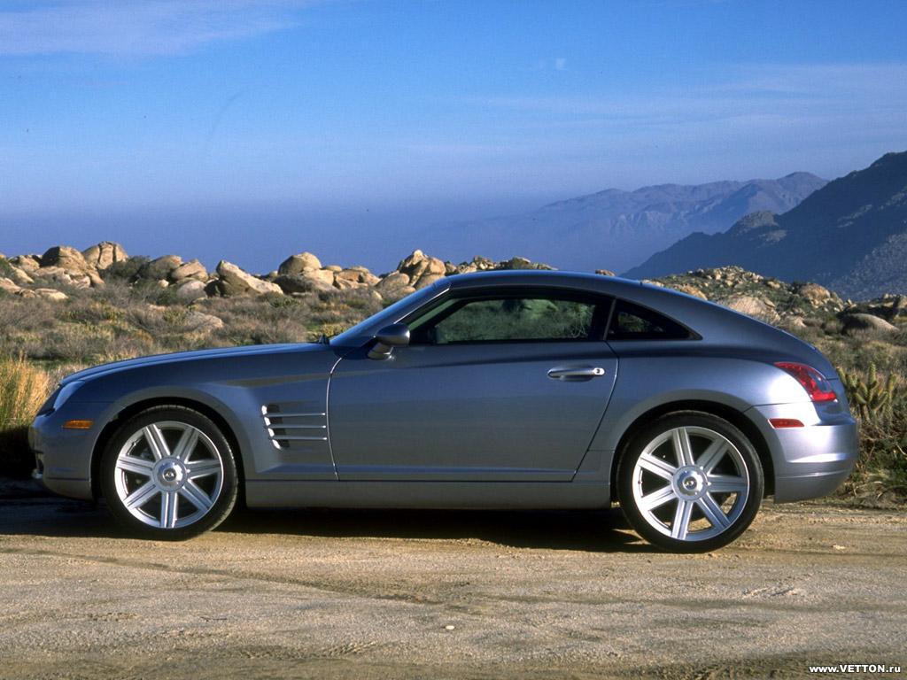 Похожие фото Chrysler Crossfire …