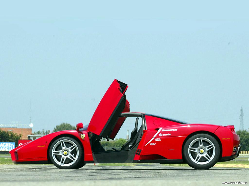 Фотографии Ferrari Enzo на сайте…