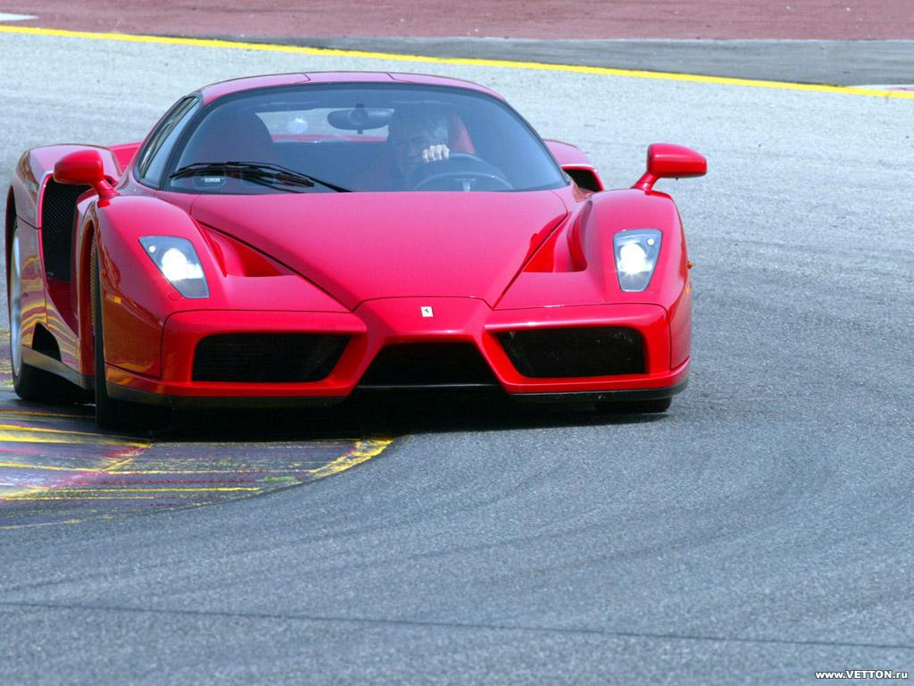 Фотографии автомобилей Ferrari Enz…