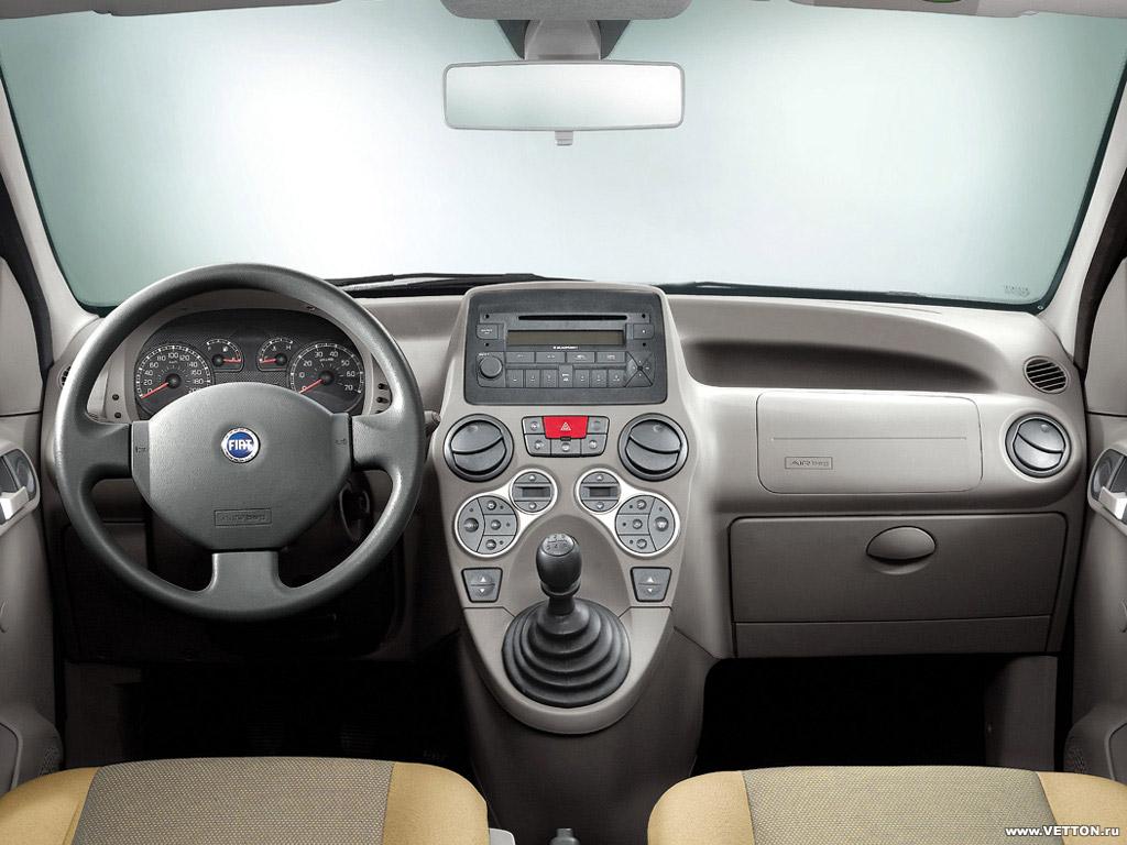 фотографии Fiat Panda 1.2 ACTIVE MT …