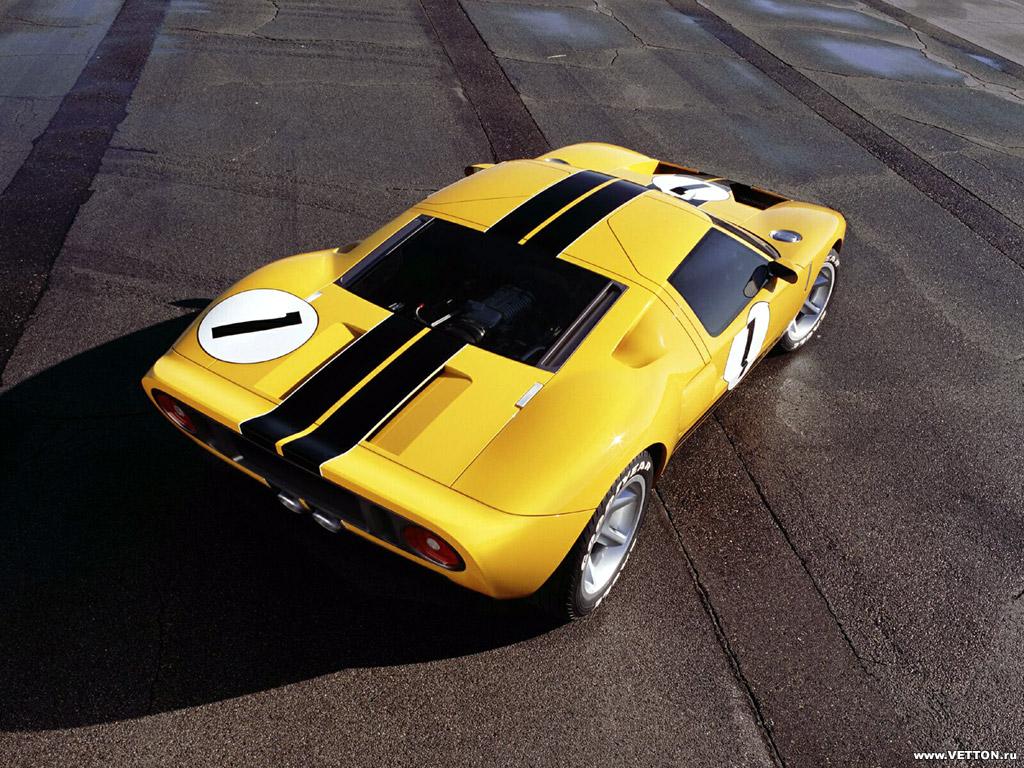 Фото Ford GT40.