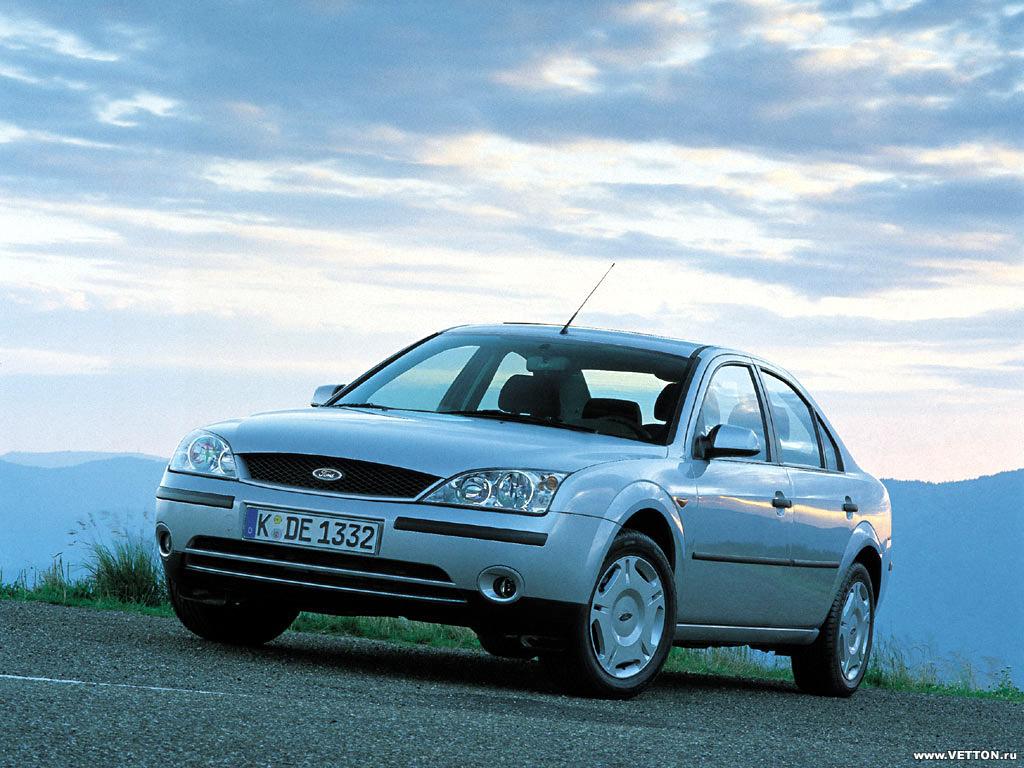 Фотография автомобиля Ford Mondeo (Форд Мондео) .