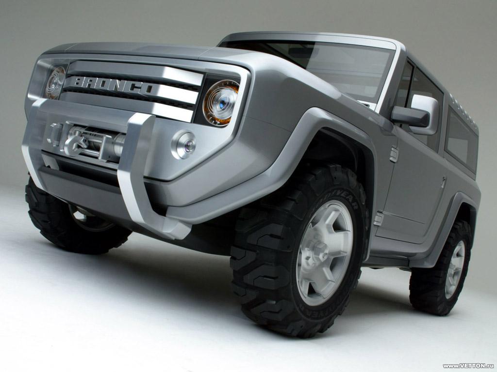 Ford Bronco: Фото 09.