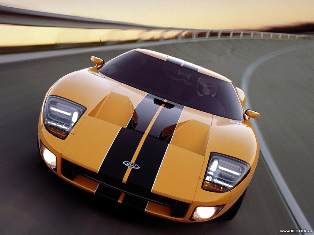 Ford GT40 Concept.