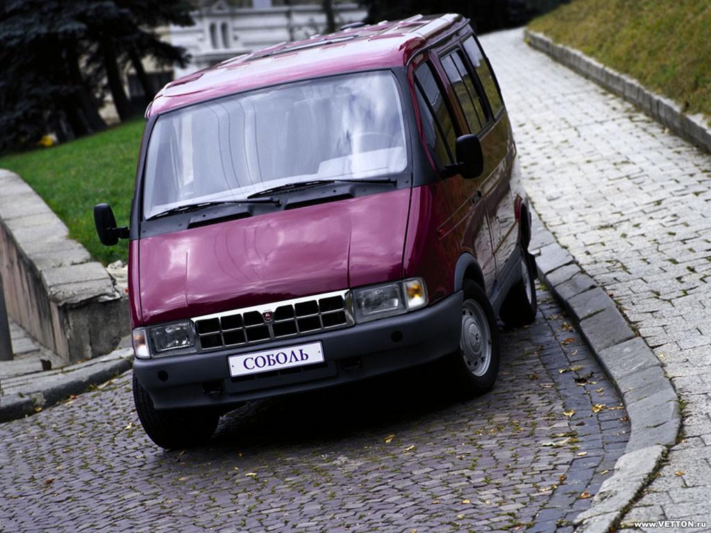 фото автомобиля газ соболь