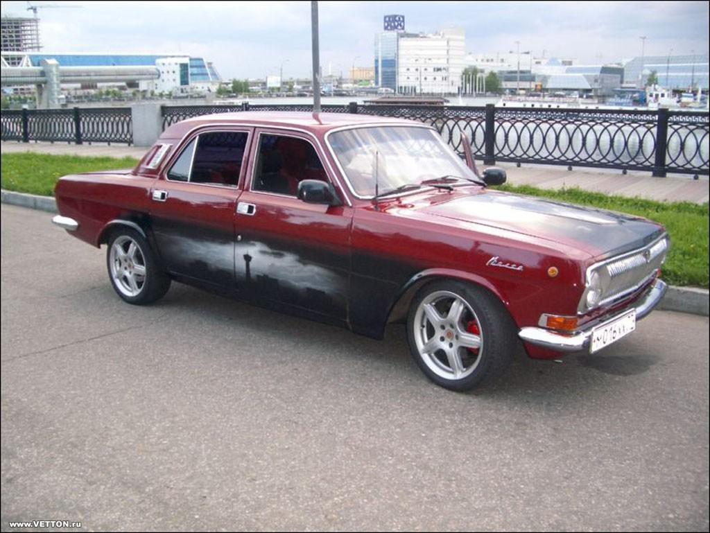 Chevrolet Niva А-Дизайн - Тюнинг Che…