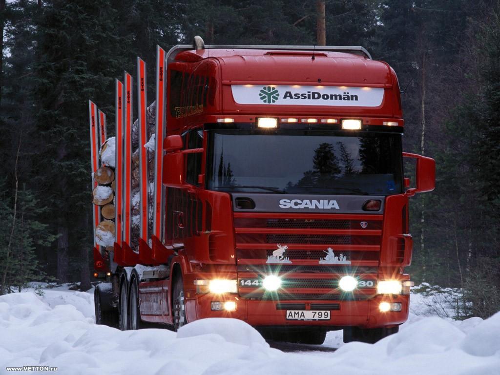 Шведский производитель грузовиков и …