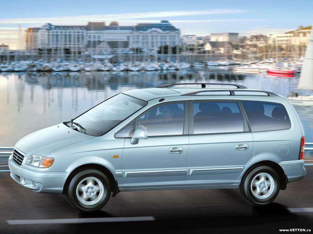 Фотографии автомобилей Hyundai Tra…