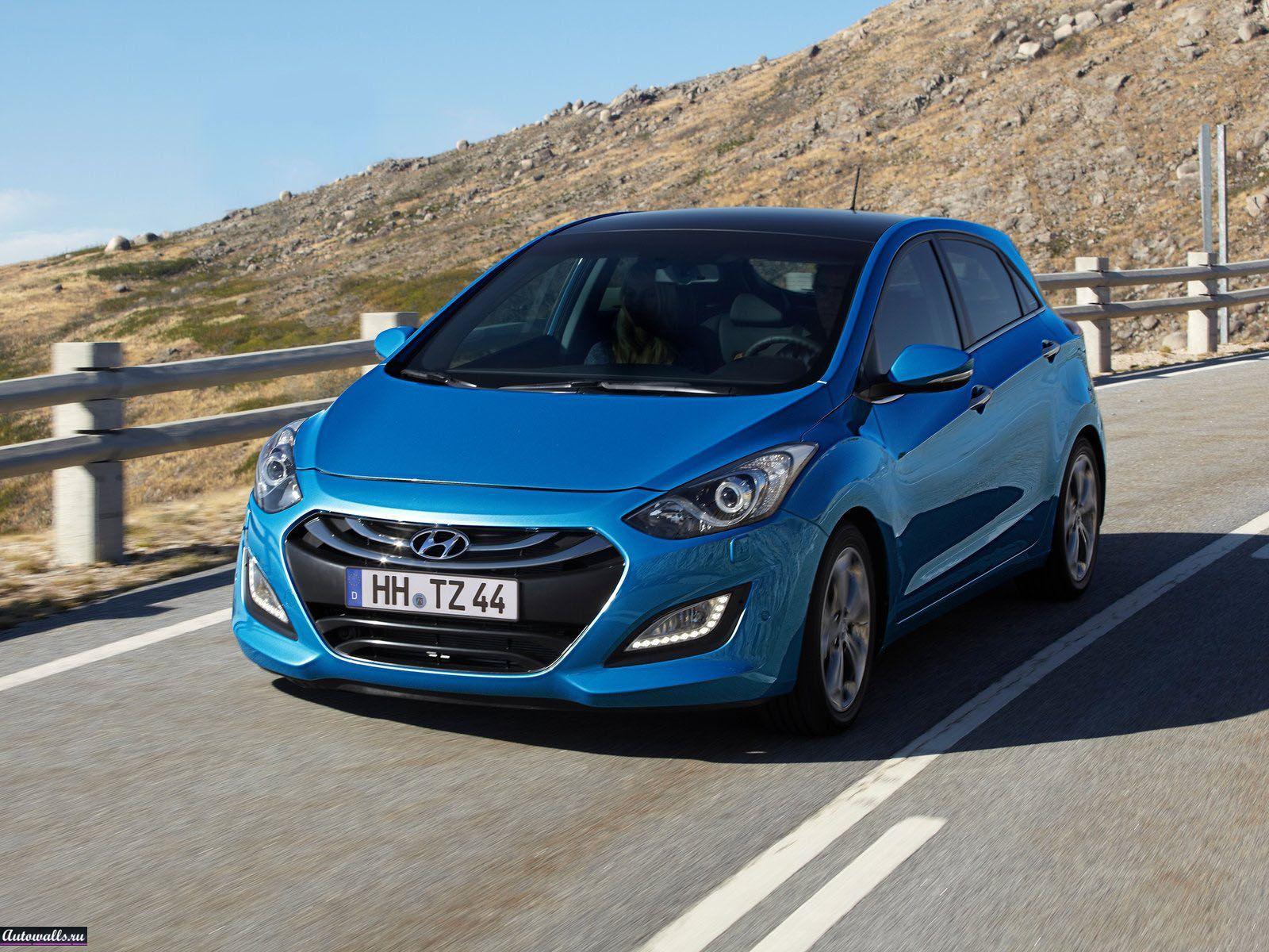 Новый Hyundai i30 получил систему Flex Steer, имеющую три режима