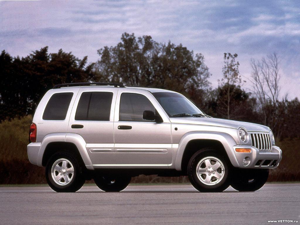 Модель авто Jeep Cherokee Libert…
