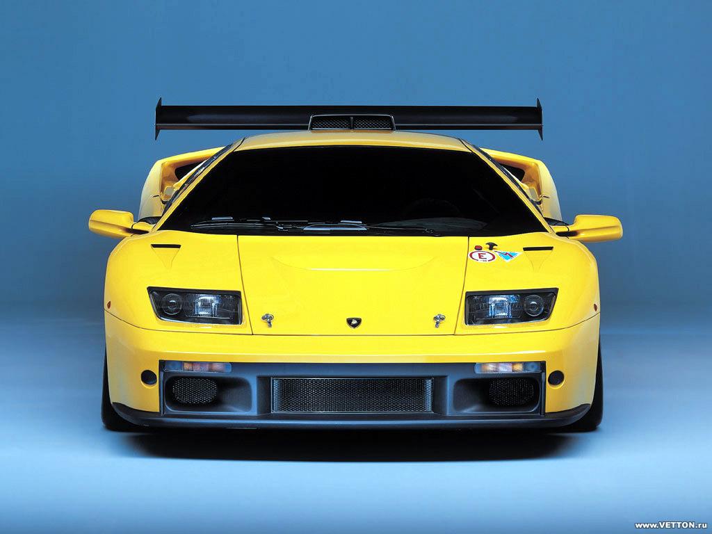 Фото Lamborghini Diablo GTR …