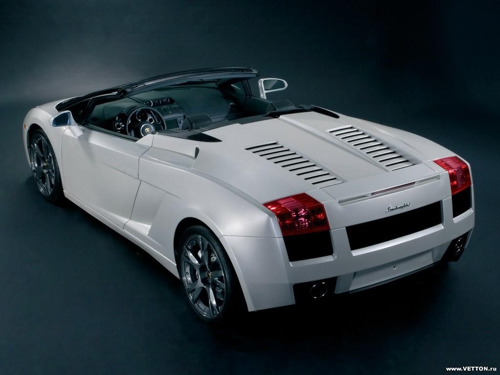 Фото Lamborghini Gallardo Sp…