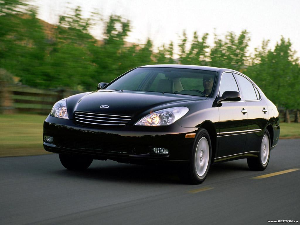 Фото Lexus ES 330,Доска объя…