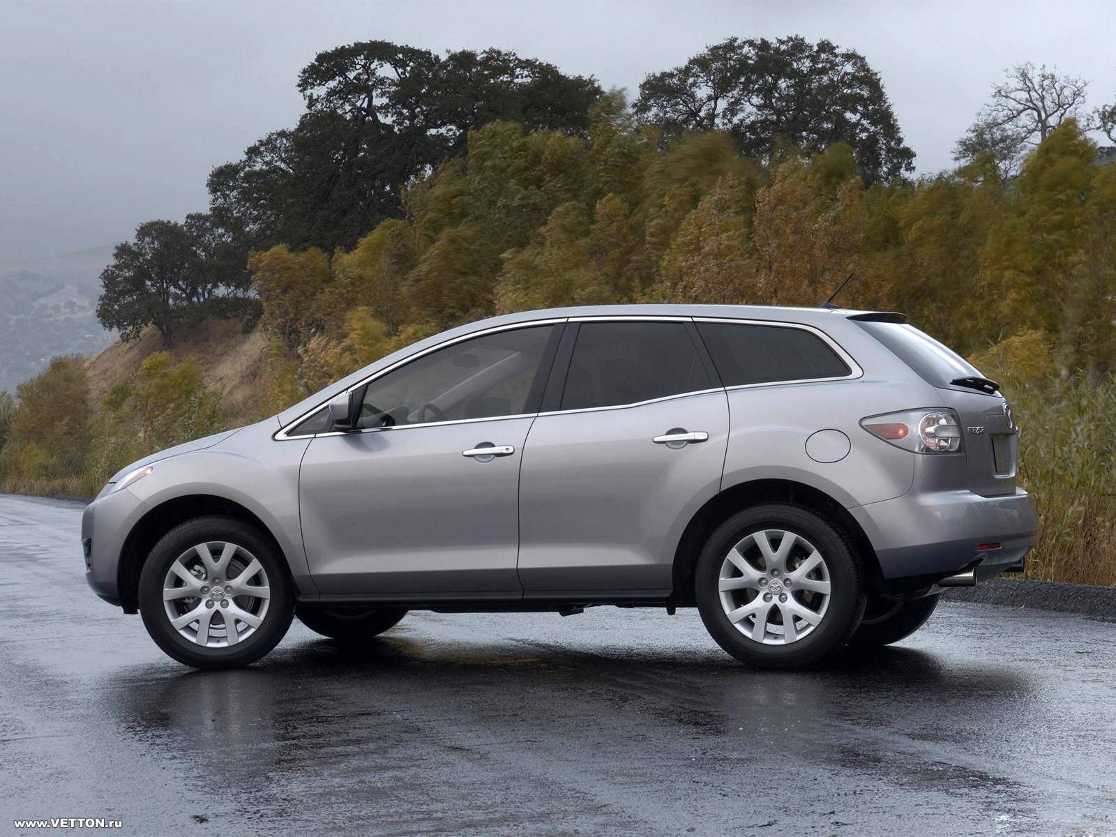 2007 Mazda CX-7 Images.
