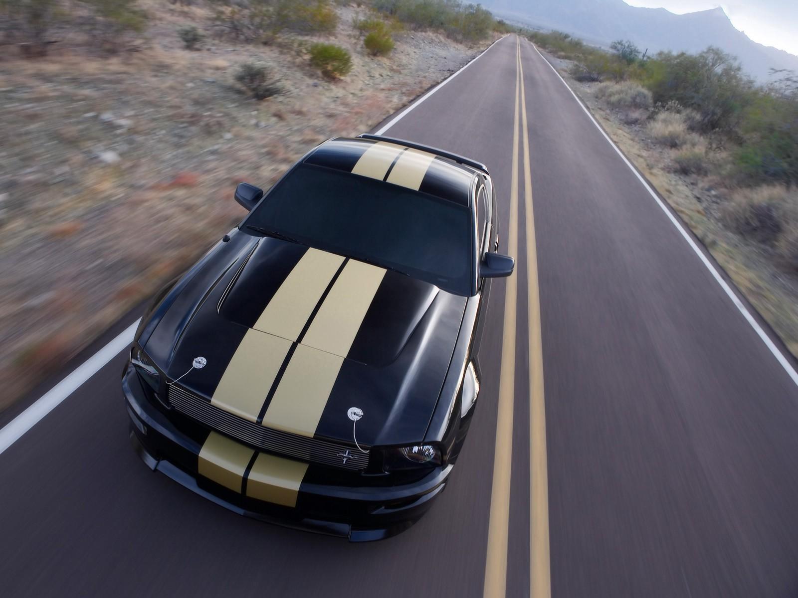 Скачать обои фото картинку на тему Shelby, GT-H, авто, машины