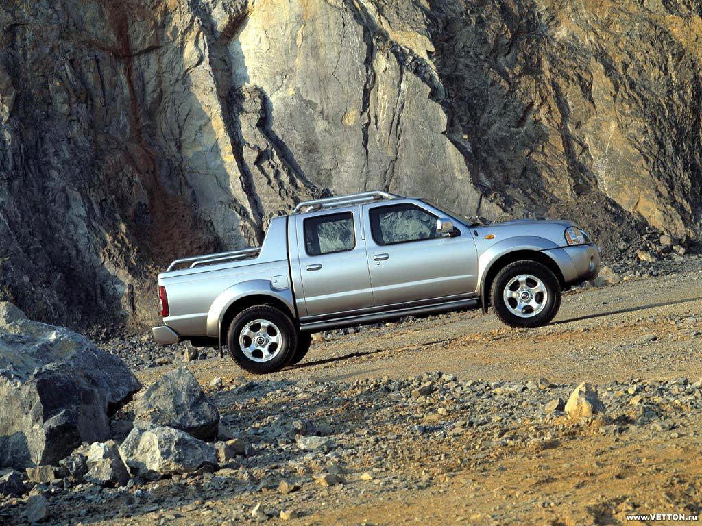 Выберите фотографию Nissan Pick …