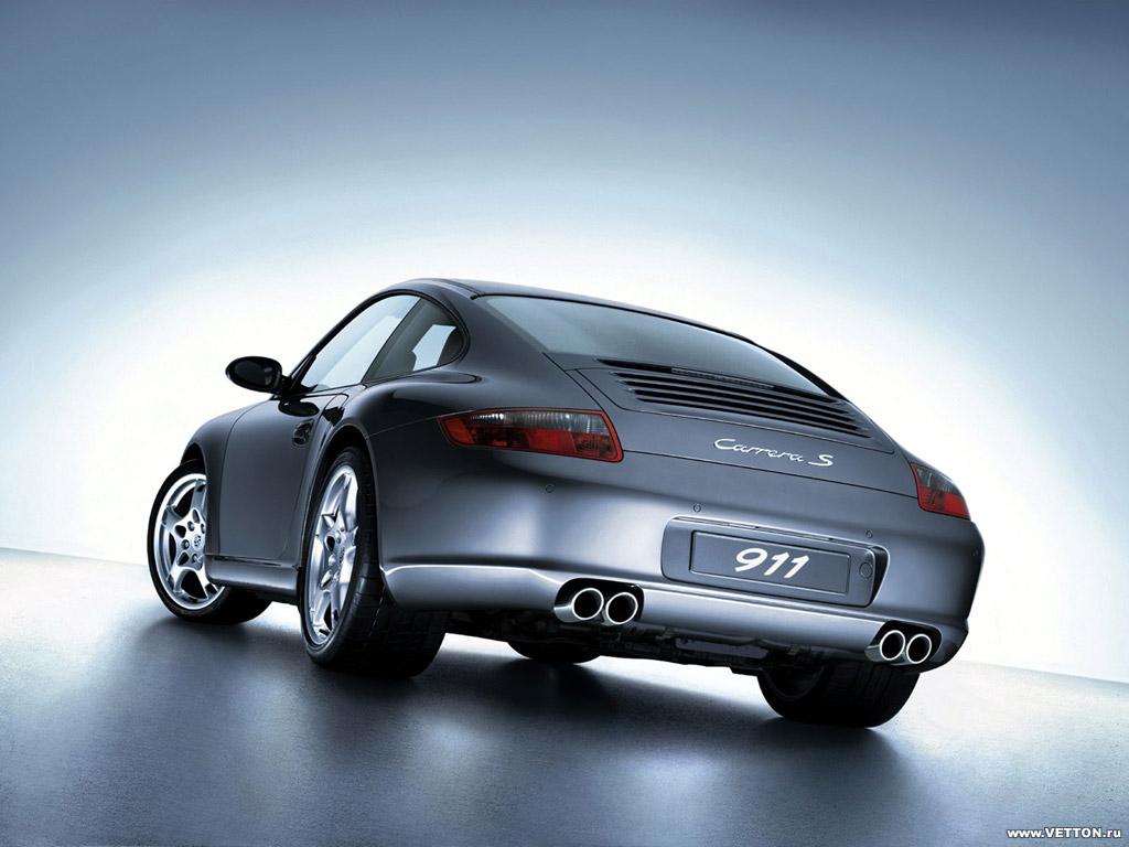 Фото Porsche 911 Carrera MT.