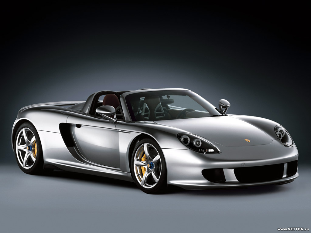 Porsche Carrera.