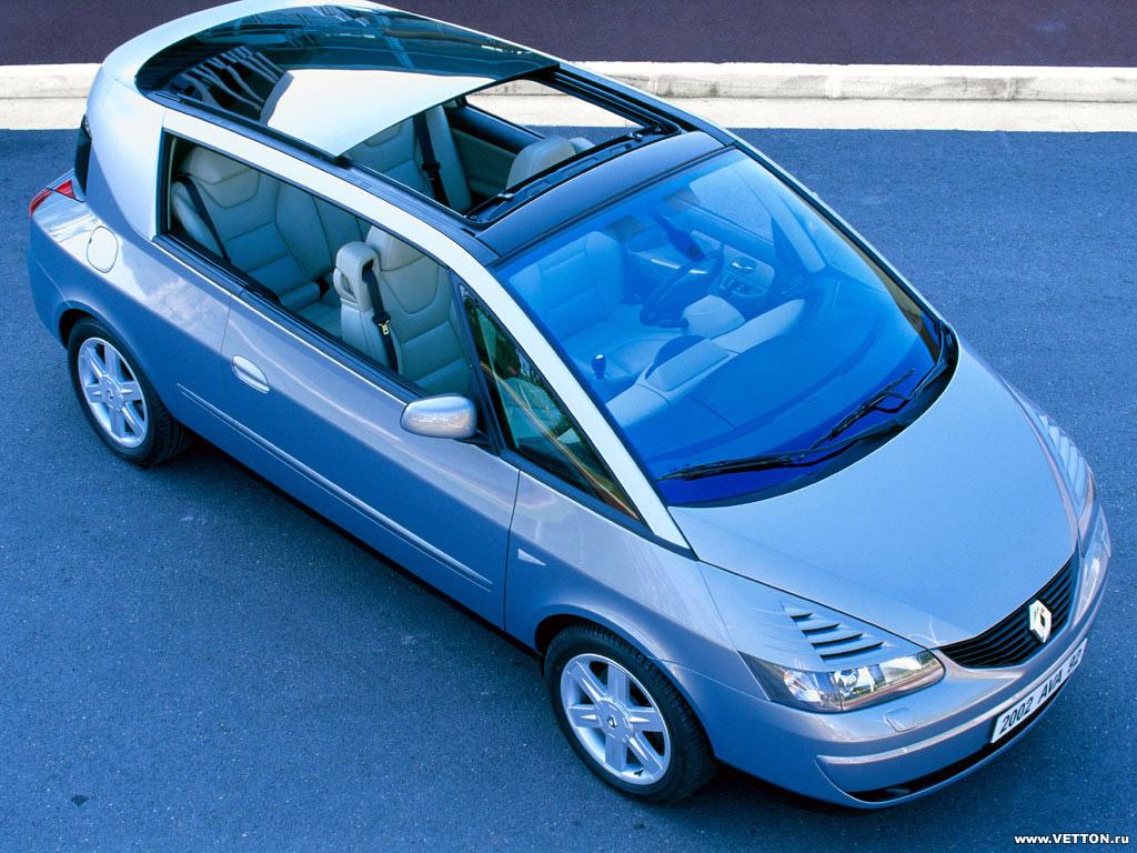 »Renault Avantime - это однообъемник…