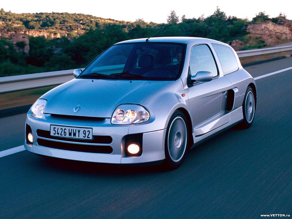 Renault Clio Sport: 5 фото.