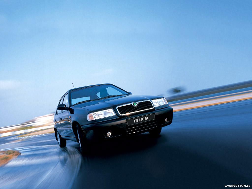 Фотографии автомобилей Skoda Fel…