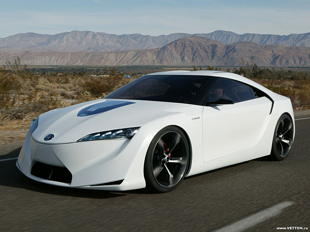 Какой будет новая Toyota Celica?…