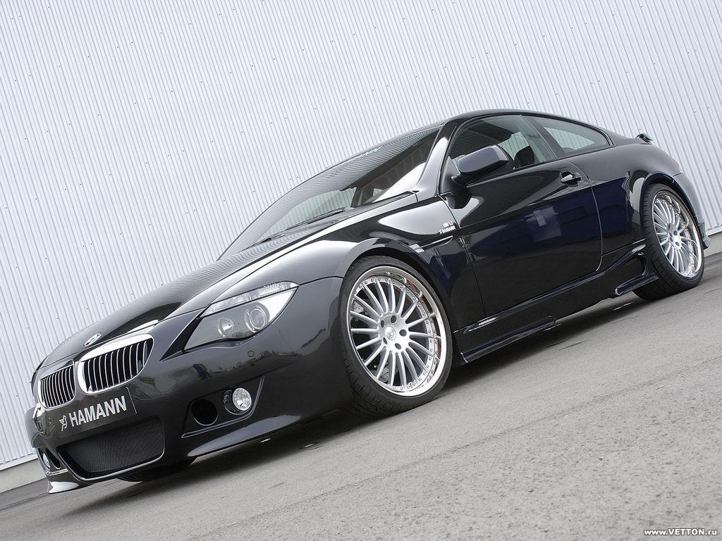 Обои BMW, 6 Series, авто, маши…