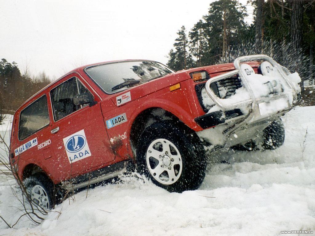 Нива - ВАЗ / Автомобили фото обо…
