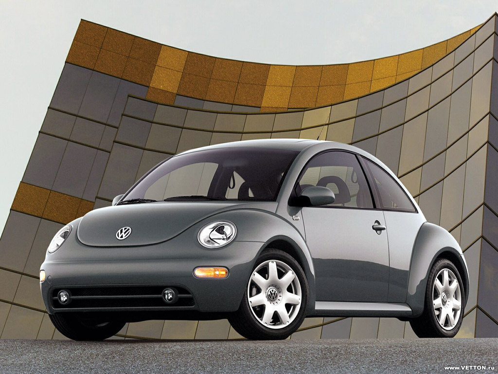 Photo Volkswagen New-Beetle.