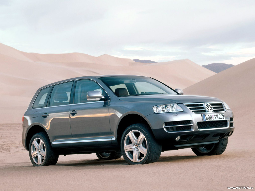 Тюнинг Volkswagen Touareg.