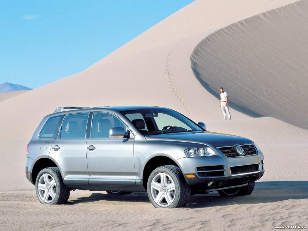 Volkswagen Touareg Фото Vo…