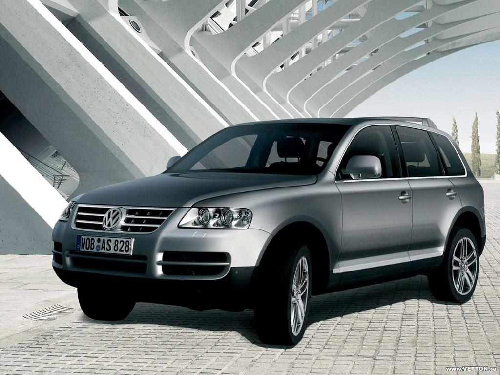 фото Volkswagen Touareg 2003…