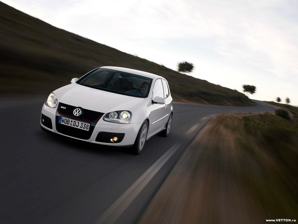 Volkswagen Golf GTI 3-door: 07 …